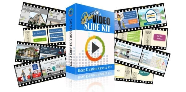 Pro Video Slide Kit for Explaindio Slides