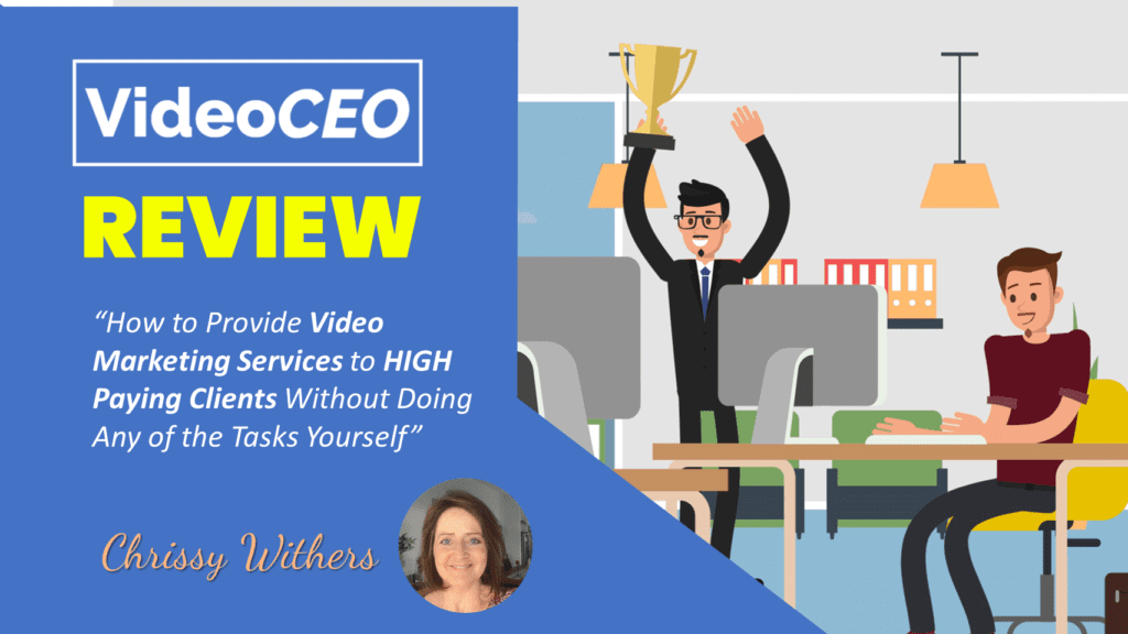 Video CEO by Cham Altatis Review
